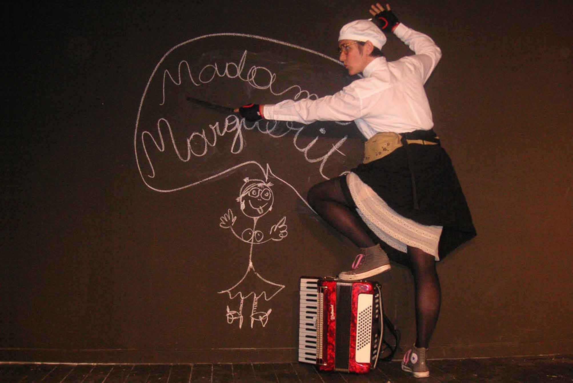 Legato People - Madame Marguerite