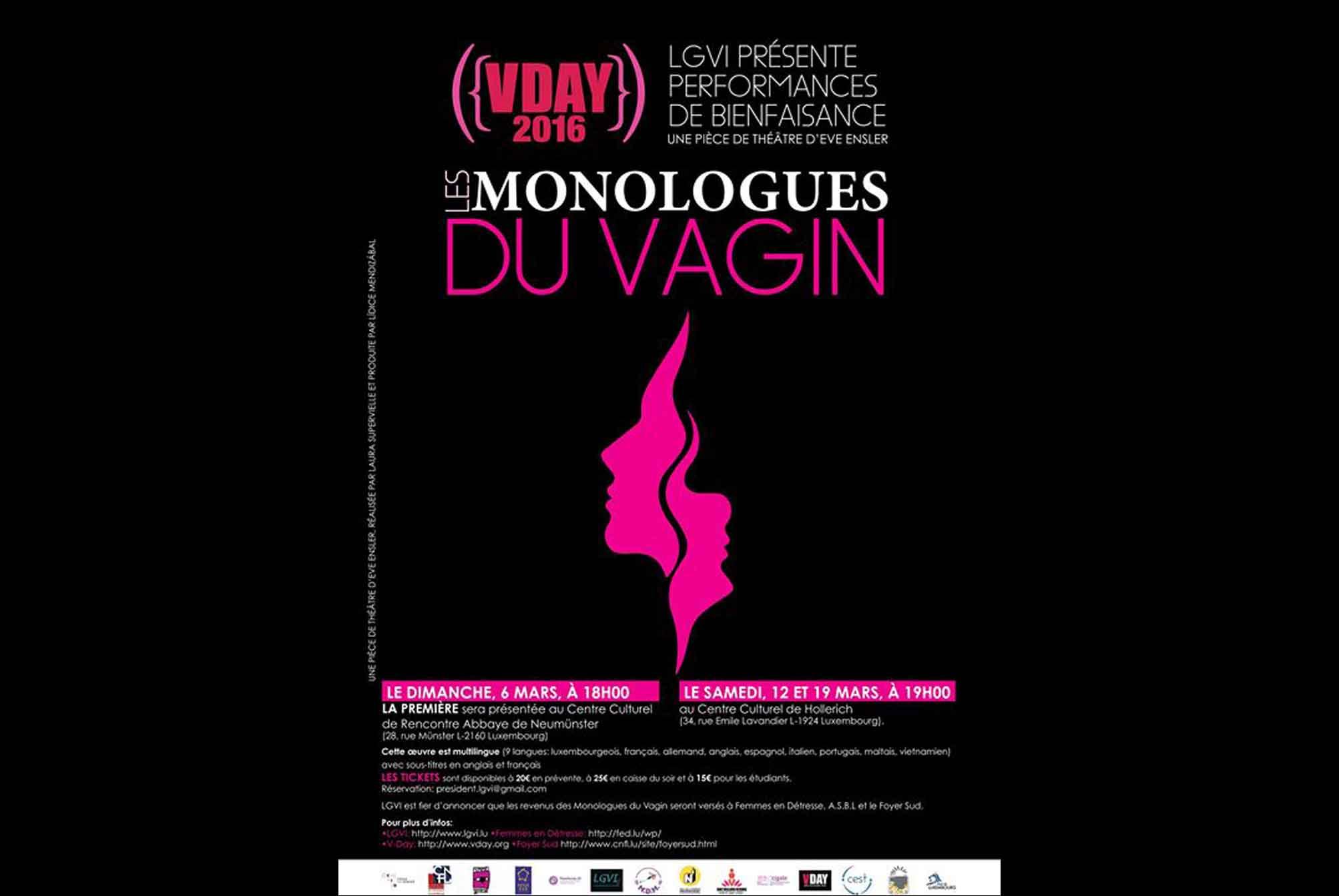 Legato People - Monologue du vagin